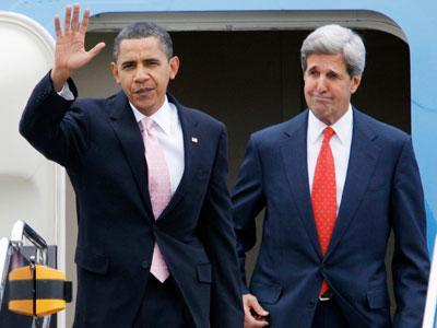 Obama to Nominate Kerry As Sec. of State