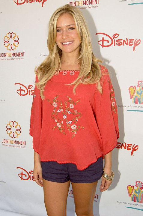 Kristin Cavallari  arrives at the A Time for Heroes Celebrity Carnival Sponsored by Disney, benefiting the Elizabeth Glaser Pediatric AIDS Foundation, held at Wadsworth Theater on June 7, 2009 in Los 