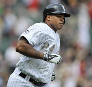 Viciedo helps White Sox beat Indians 6-2