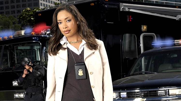Gina Torres stars as Cheryl in Standoff on FOX.