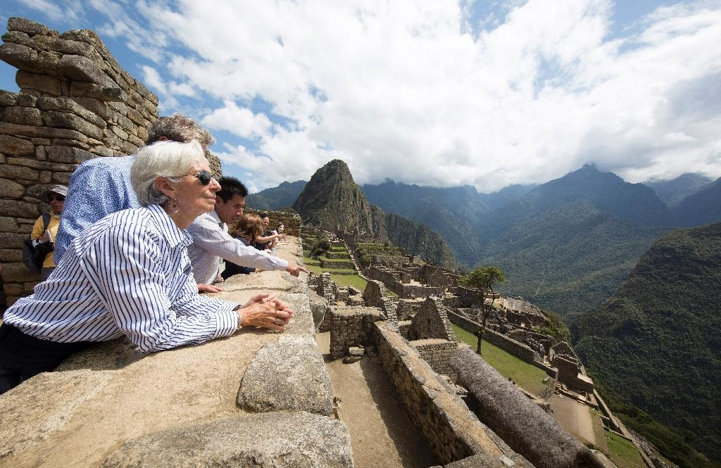 IMF meets in hostile territory of Latin America