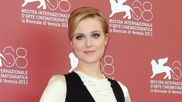 Evan Rachel Wood Venice Film Fes