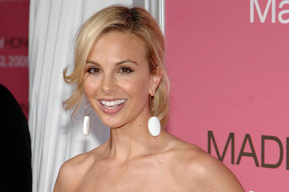 "Elisabeth Hasselbeck arrives at the premiere of ""Made of Honor"" at the Zeigfeld Theater on April 28, 2008 in New York City."