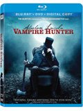Abraham Lincoln: Vampire Hunter Box Art