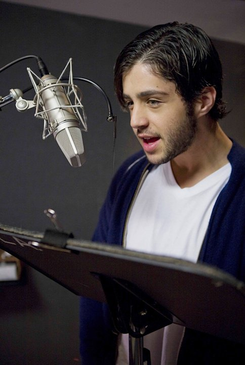 Ice Age Dawn of the Dinosaurs Production Photos 20th Century Fox 2009 Josh Peck