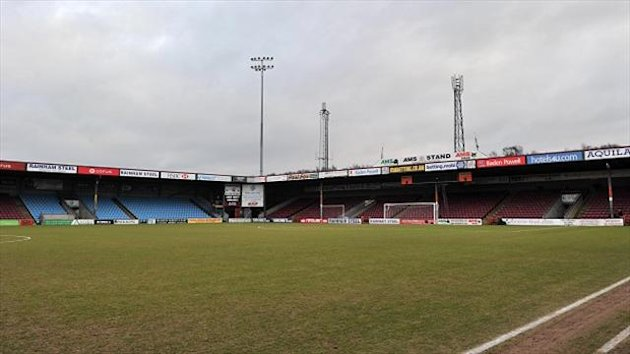 Peter Swann takes over as chairman at Glanford Park