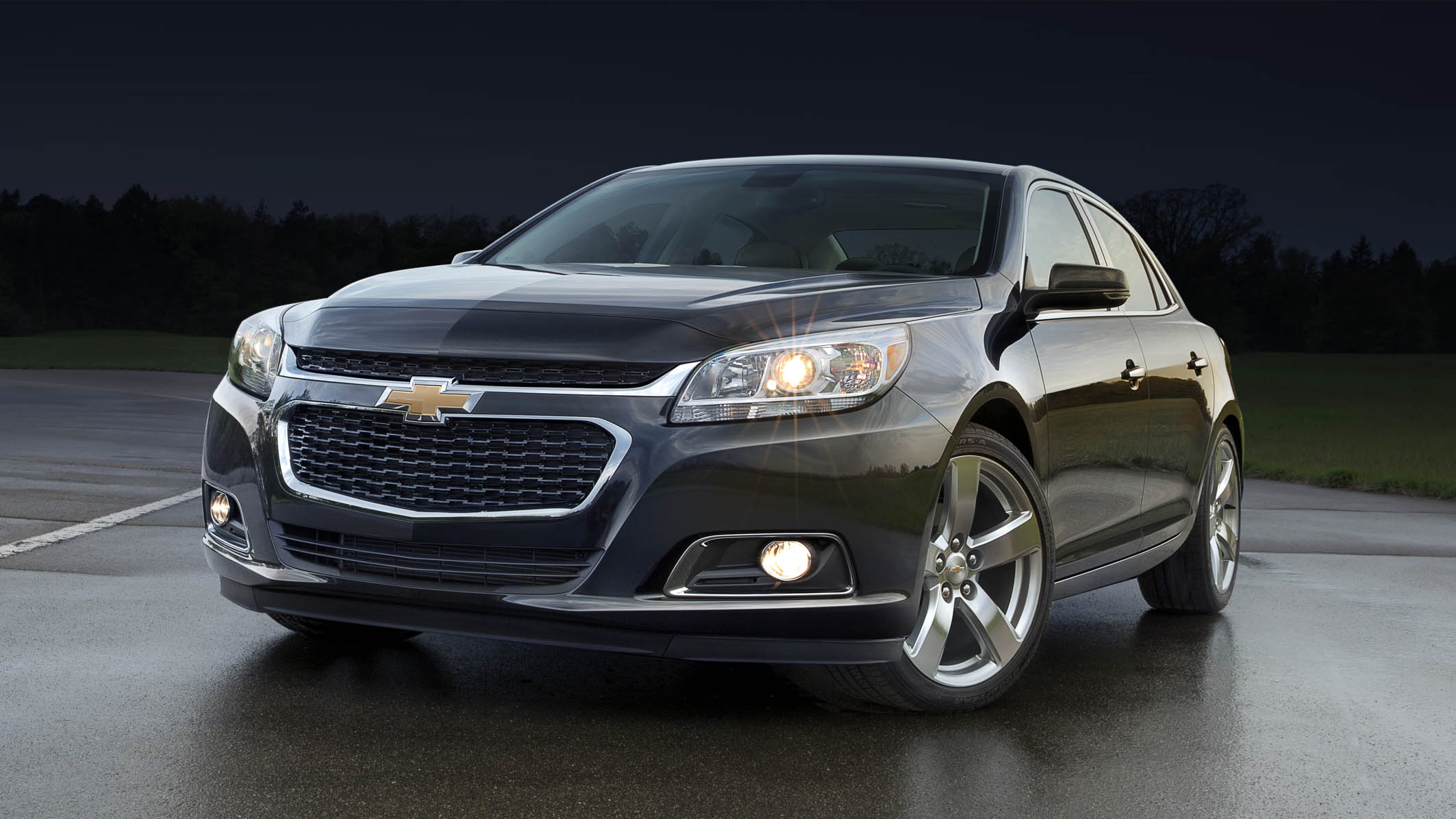 there was nothing specifically wrong with the 2013 chevy malibu but in