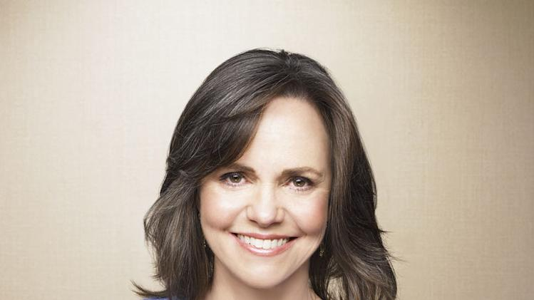 Sally Field stars as Nora Walker on Brothers & Sisters.