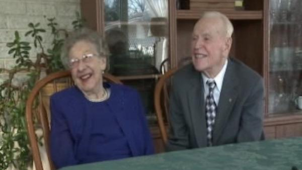 Longest-running married couple in Pa.