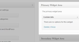 8 WordPress Plugins for AdSense image custom ads sidebar plugin