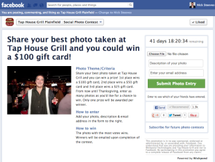 How to Create A Successful Facebook Photo Contest image