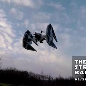 Maker builds cool DIY drones inspired by 'Star Wars'