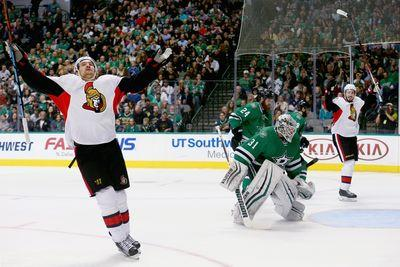 NHL scores 2015: Turnovers doom Dallas in 7-4 loss to Ottawa