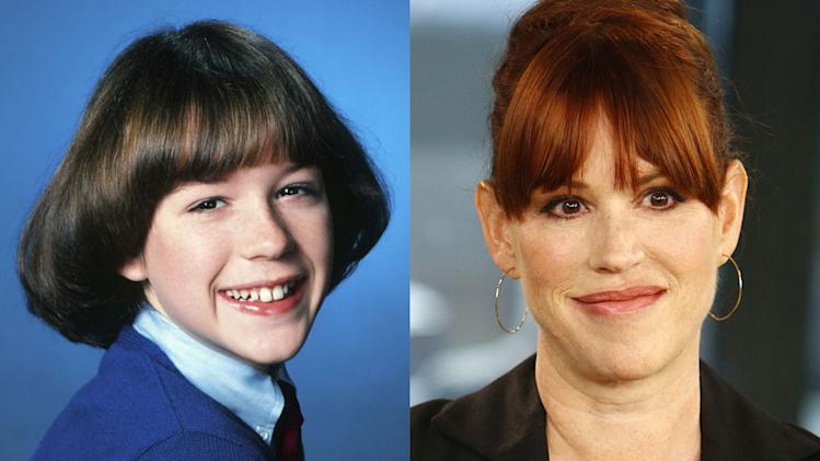 Molly Ringwald as Molly Parker