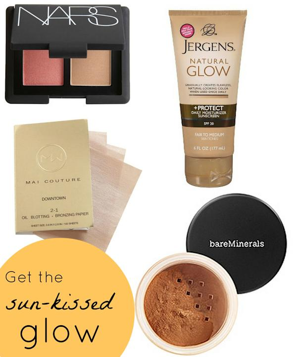 Bronzer and Self-Tanner