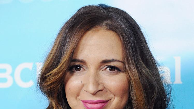 "Maya Rudolph (""Up All Night"") attends the 2012 NBC Universal Winter TCA All-Star Party at The Athenaeum on January 6, 2012 in Pasadena, California."