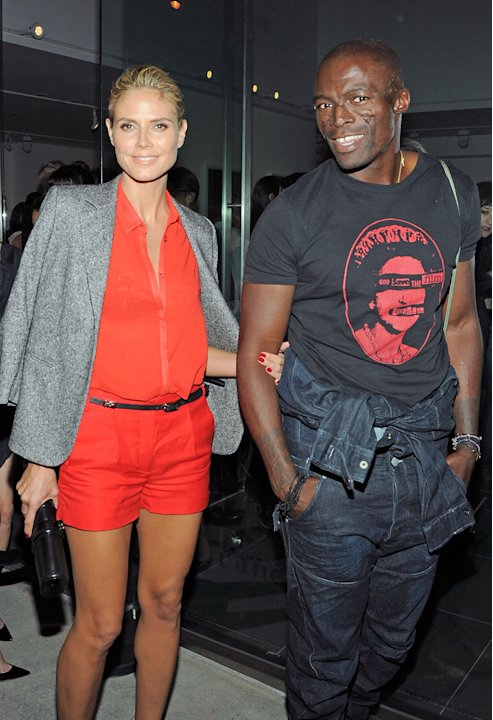 Heidi Klum, Seal