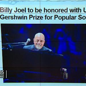 Headlines at 8:30: Billy Joel honored with Gershwin Prize