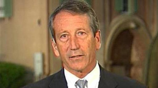 Mark Sanford: I'm Trying to 'earn Folks' Trust'