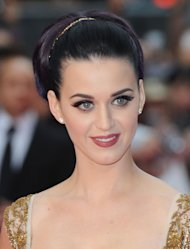 Katy Perry brushes off Robert Ackroyd romance rumours
