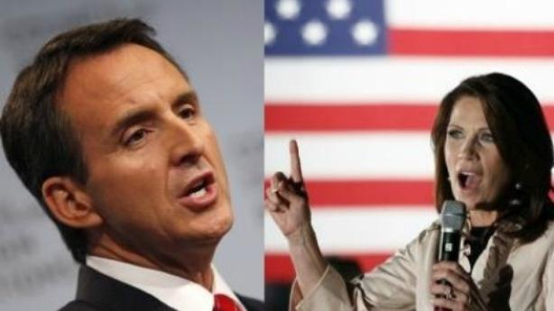 Increasingly Desperate Pawlenty Hits Bachmann on Migraines