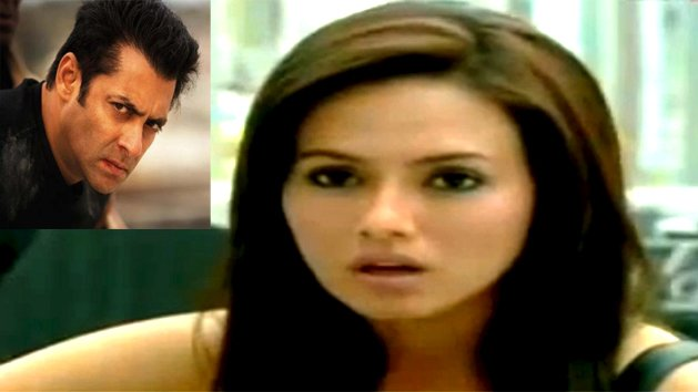 Salman's co star Sana Khan a kidnapper?