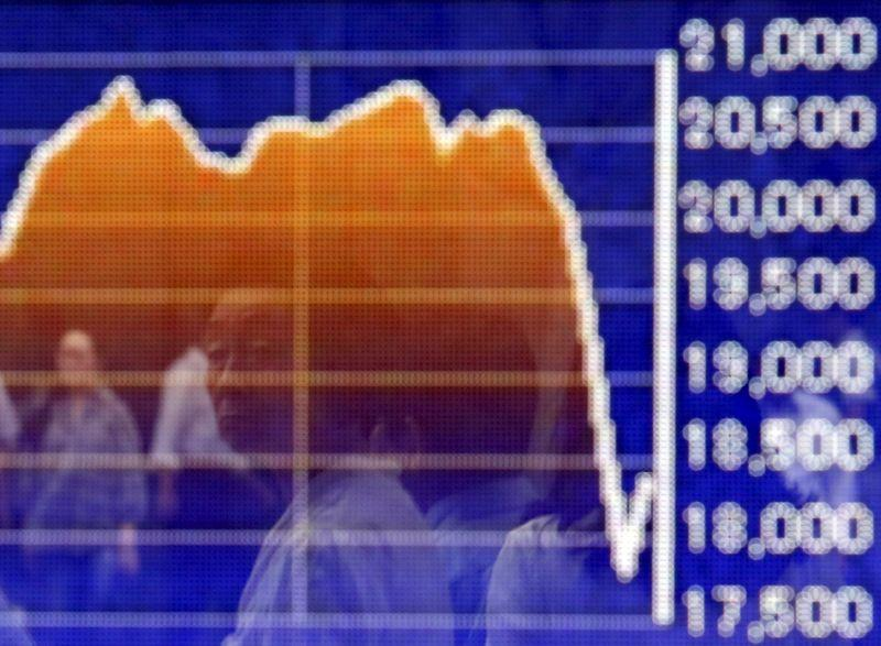 Wild week for markets ends quietly