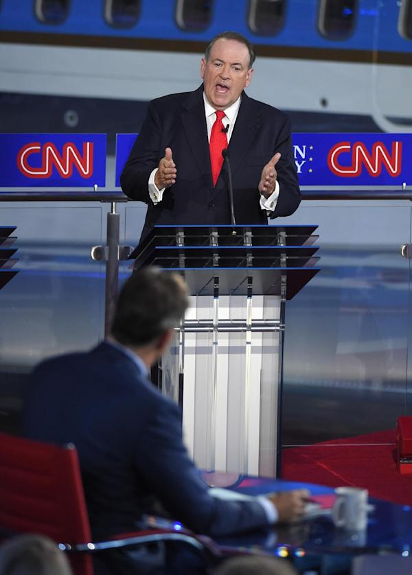 Scorecard: How the GOP candidates fared in their 2nd debate ...