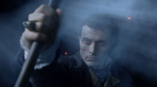 Adam (Rufus Sewell) unleashes his wrath. (20th Century Fox provided photo)