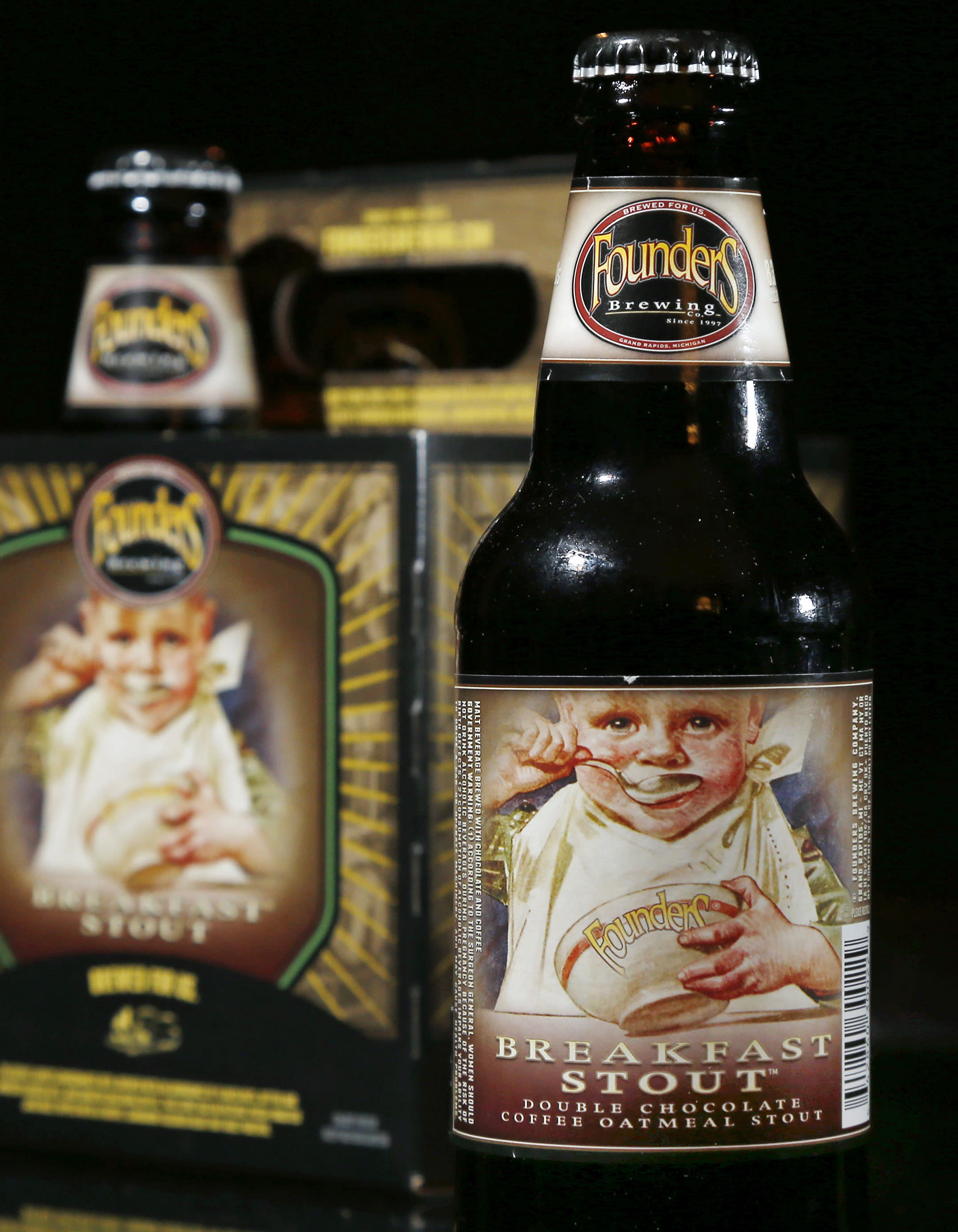New Hampshire governor blocks baby pictures on beer bottles