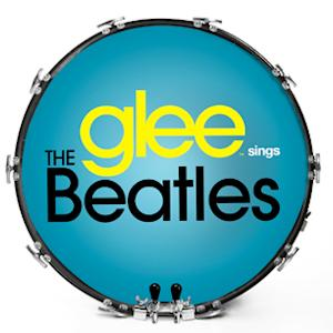 'Glee' Meets the Beatles on Album Cover