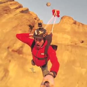 Matthias Giraud: Professional Base Jumper - 60 MINUTES SPORTS PREVIEW