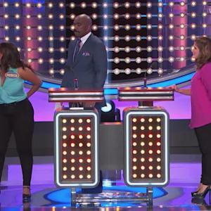 Watch This 'Family Feud' Contestant Hilariously Strike Out After Not Understanding How to Play