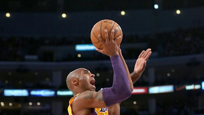 Boston Celtics v Los Angeles Lakers