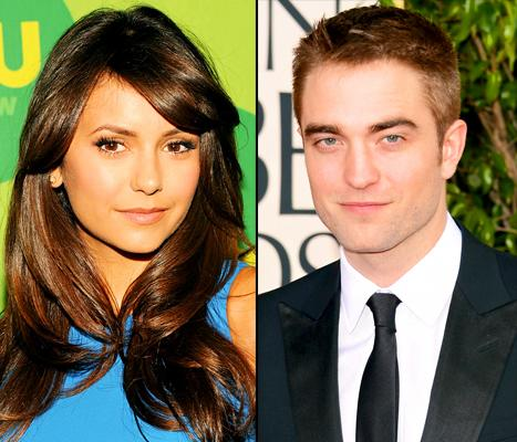 Nina Dobrev Dating Derek Hough; Robert Pattinson Steps Out With New Girlfriend: Today's Top Stories