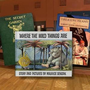 New York exhibit celebrates children's books