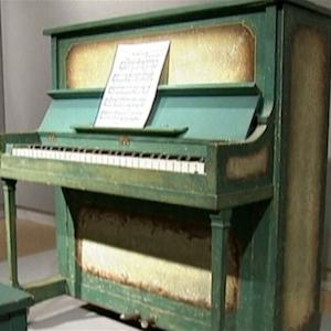 'CASABLANCA' PIANO BEING AUCTIONED