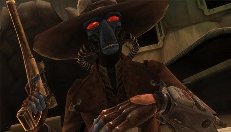 Could Cad Bane appear in his own Netflix series?