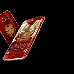 Iron Man Galaxy S6 Edge Arrives With An Arc Reactor Charger