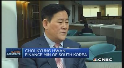 Korea Inc getting squeezed by China: FinMin