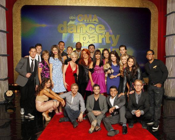 Dancing With The Stars' Season 16: New Celebrity Cast Announced