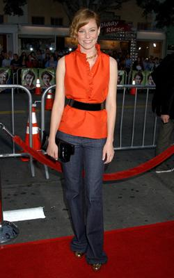 Elizabeth Banks at the Westwood premiere of Universal Pictures' Knocked Up