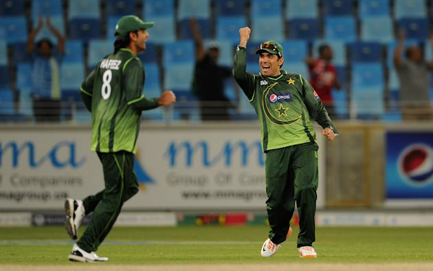 Pakistan v England - 4th One Day International