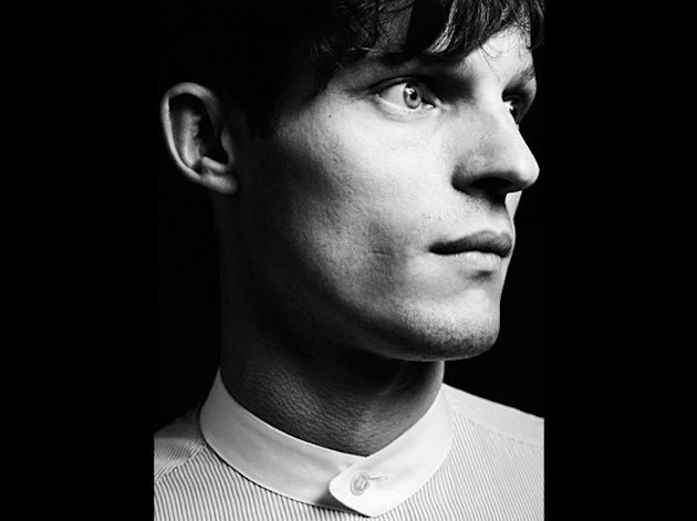 Meet Tom Burke - The Star Of Saint Laurent's Spring 2013 Menswear Campaign: EXCLUSIVE