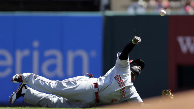 Miller improved, but Reds beat Cardinals 4-0