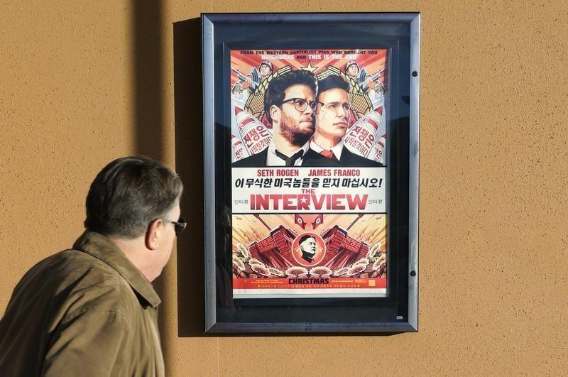 Sony, former workers in deal to settle lawsuit over 'Interview' hacking
