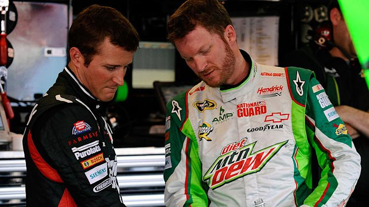 Dale Jr. alters Nationwide schedule