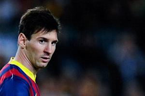 Messi hits out at Barcelona vice-president