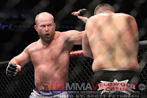 Tim Boetsch: UFC Will Have to Give Me a Title Shot After I Run Out of People to Beat Up