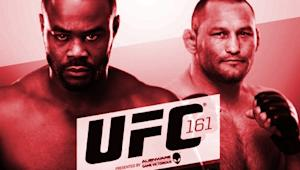 UFC 161: Evans vs. Henderson Live Gate and Attendance